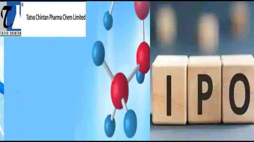 Tatva Chintan Pharma Chem Ltd IPO Listing TODAY: What SUBSCRIBERS should expect? Check what Anil Singhvi said about LISTING GAINS