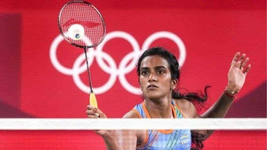 P V Sindhu enters quarterfinals at Tokyo Olympics