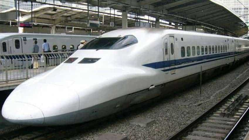 Bullet Train Project ALERT! NHSRCL invites bids for construction of Sabarmati Depot