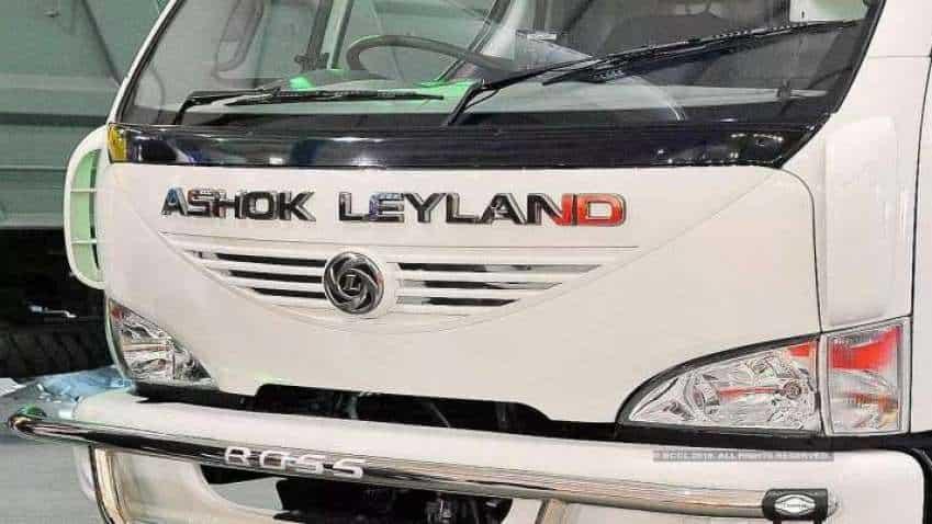Ashok Leyland's Switch Mobility, Dana tie-up: Stock spurts almost 10%