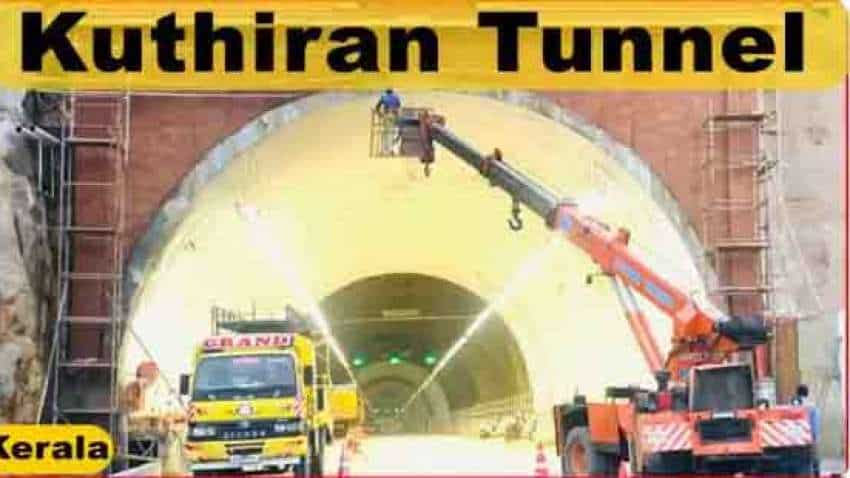 Kuthiran Tunnel Opening: Big news for Kerala, Tamil Nadu and Karnataka! One side of tunnel to be OPENED for public today, says Nitin Gadkari | WATCH video