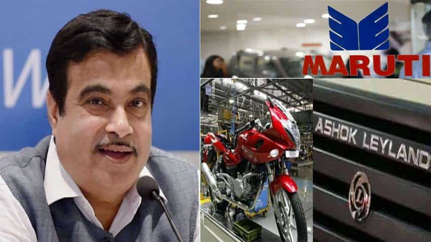 #EXCLUSIVE - Gadkari to meet auto sector captains on 3 Aug for THESE issues; watch out for Bajaj Auto, Maruti, Ashok Leyland, expert says