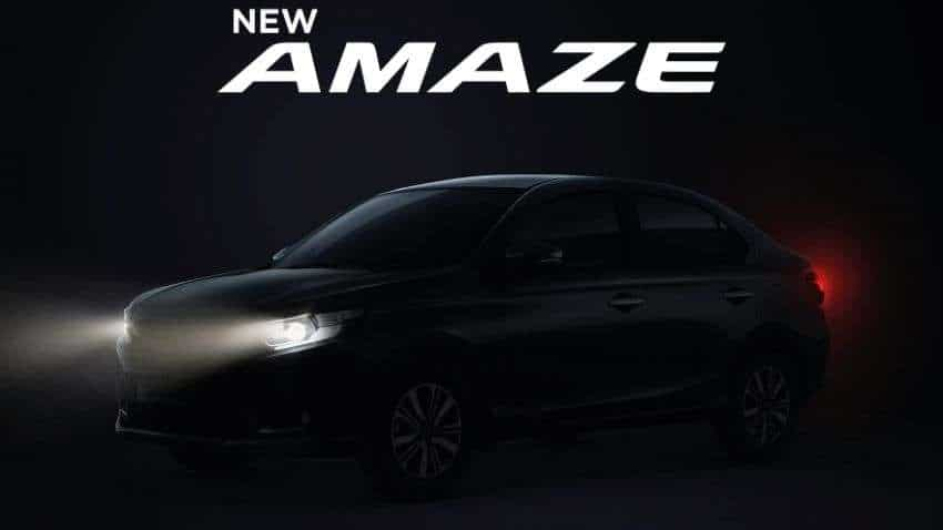 Honda Amaze facelift 2021: Planning to buy Honda car? ALERT! For just Rs 5k, prebook New Honda Amaze online - Here is how