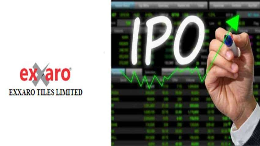 Exxaro Tiles IPO allotment likely on THIS date; Complete TIMELINE here – Latest subscription status and all details INVESTORS should know