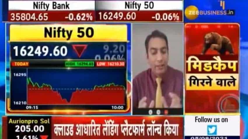 In Chat with Anil Singhvi, Siddharth Sedani recommends Visaka Industries, Mastek, and KEC International as MID CAP STOCK PICKS
