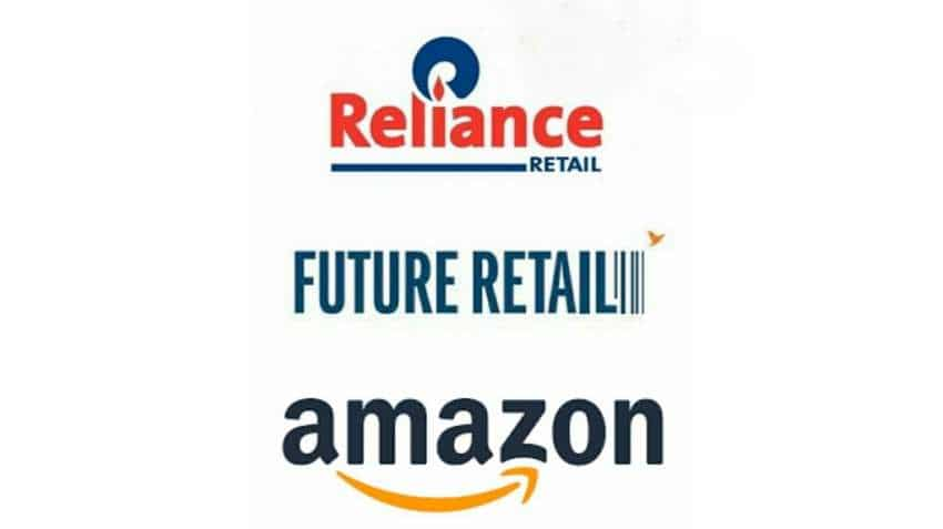 FRL-Reliance deal: BIG JOLT! SC rules in favour of Amazon; Future Retail shares locked in lower circuit