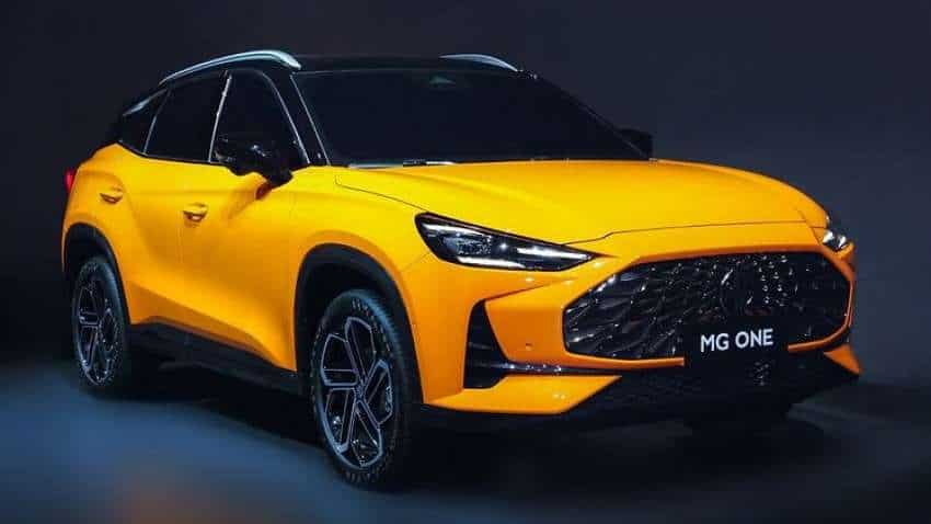 MG One is here! AMAZING PICS! Premium mid-size SUV REVEALED – Check details here