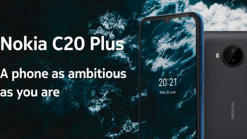 Nokia C20 Plus budget phone LAUNCHED in INDIA at Rs 8,999; 2-Day BATTERY LIFE - Here's all you need to KNOW