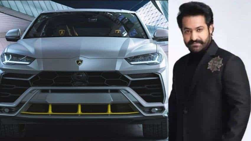 India's first Lamborghini Urus Graphite Capsule makes its way to Actor Jr NTR garage! What you need to know about THIS SUPER SUV? Check DETAILS here