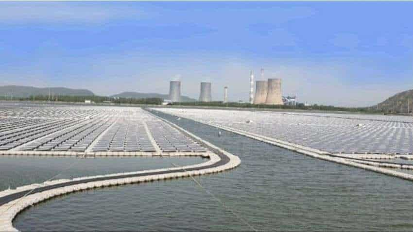 India's Largest Floating Solar Project! NTPC project to provide light and water to 7,000 houses in THIS state; know more about the project