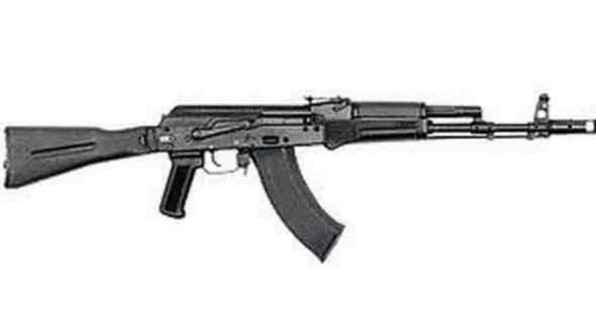 Indian Air Force (IAF) signs EMERGENCY DEAL for 70,000 AK-103 assault rifles worth Rs 300 cr with Russia