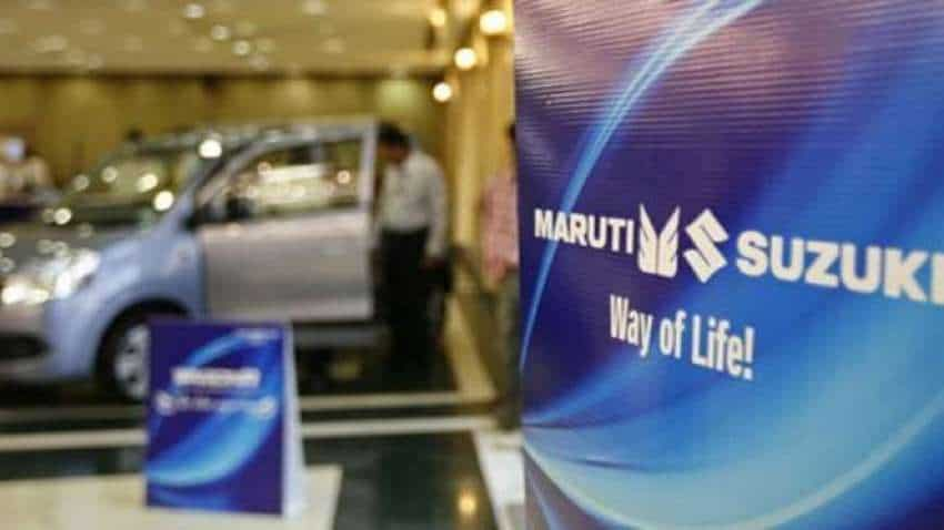 Maruti Suzuki PRICE HIKE from September - THIRD increase in 2021 amid rising input cost; stock up over 2.5%
