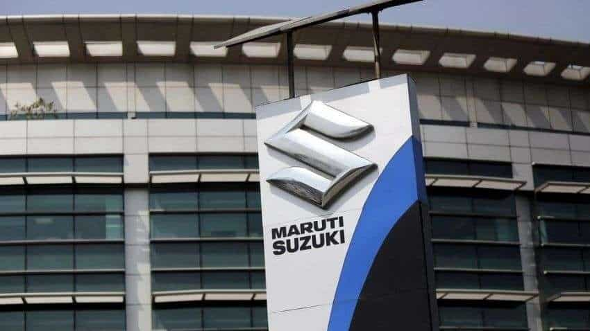 Maruti Suzuki expects Sept production at 40% of normal output due to chip shortage