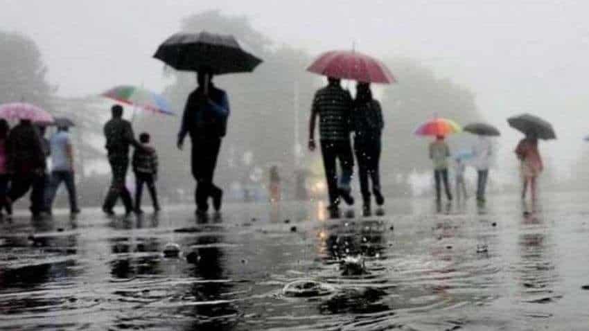 Delhi Rain News Today: Several parts of Delhi waterlogged after torrential rains