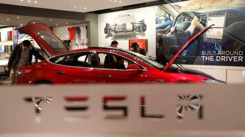 U.S. identifies 12th Tesla Autopilot car crash involving emergency vehicle