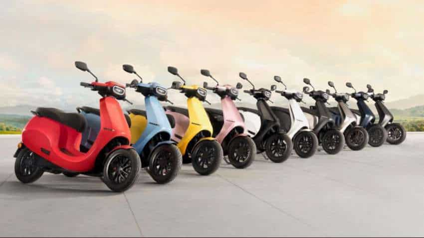 S1, S1 Pro Electric Scooters: Ola Electric ties up with banks, fin institutions for loans to customers
