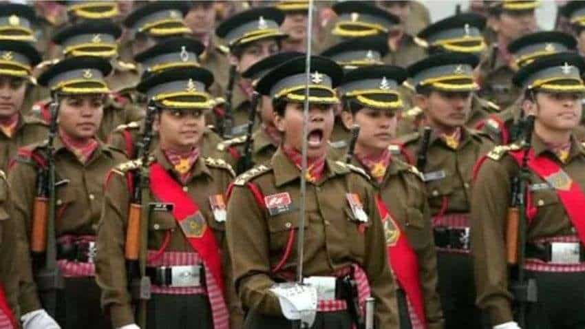 HISTORIC MOVE! Armed forces have decided to induct women in NDA, Centre tells SC