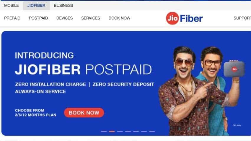 JioFiber latest broadband plans: Check new plans, PRICE, OTT access and other benefits - All details here