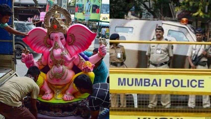 Ganesh Chaturthi 2021: Section 144 IMPOSED in Mumbai from TODAY till September 19 to CURB COVID-19 - Check GUIDELINES here