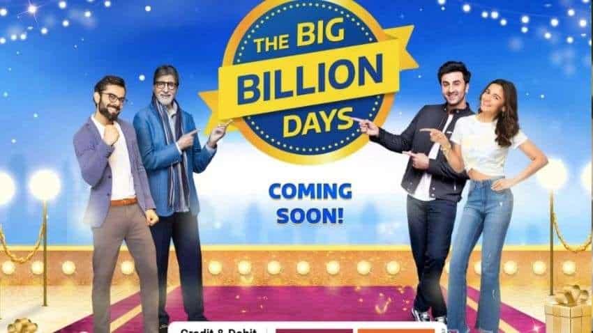 Flipkart Big Billion Days sale 2021 to start SOON: Get HUGE discount on electronics, mobile phones! Check out cashbacks, bank offers and MORE