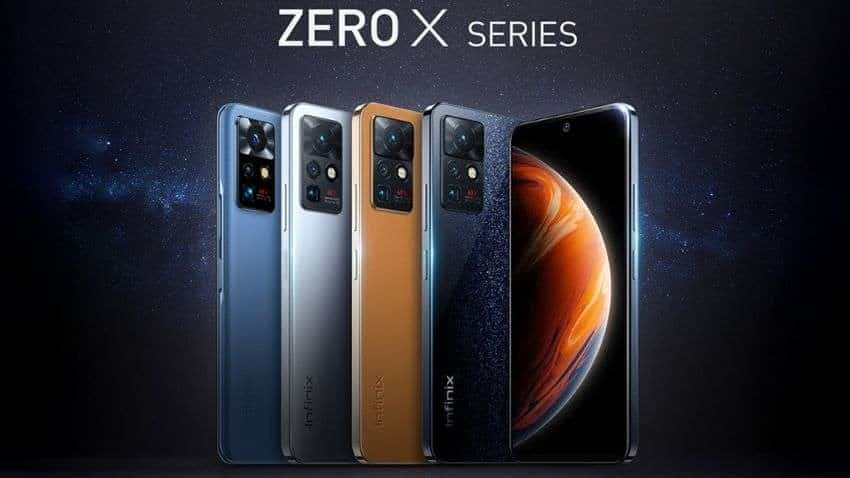 Infinix Zero X Pro: New ZERO X Series launched; Super Moon Mode Camera, 4500mAh Battery- Here is all you need to know
