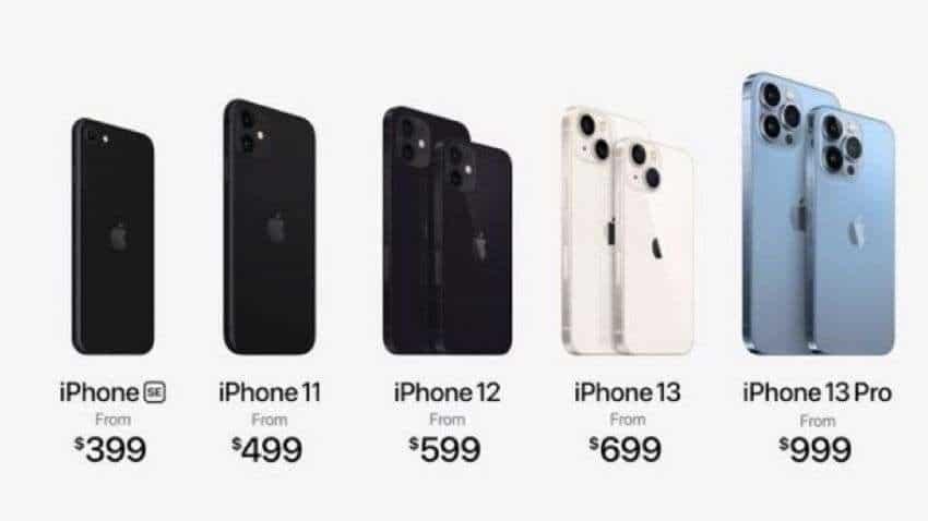 Apple iPhone 13, iPhone 13 Mini, iPhone 13 Pro, iPhone 13 Pro Max, Watch Series 7, iPad, iPad Mini LAUNCHED