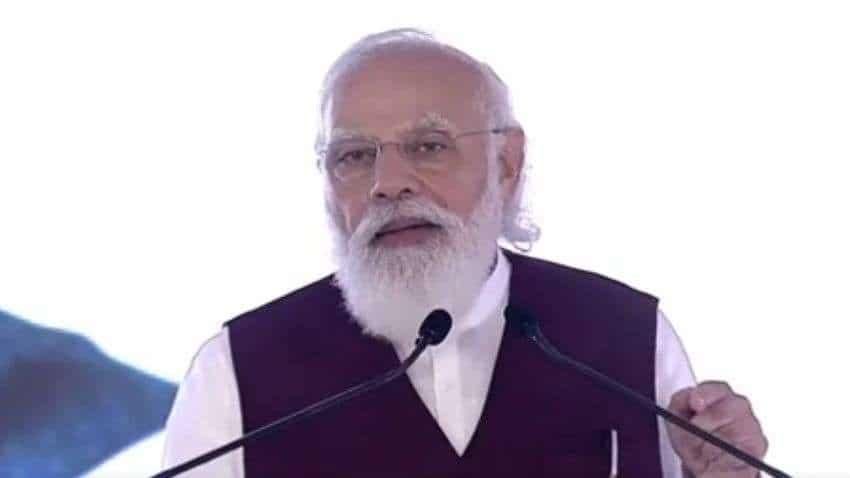 PM Narendra Modi inaugurates Defence Offices Complexes in Delhi