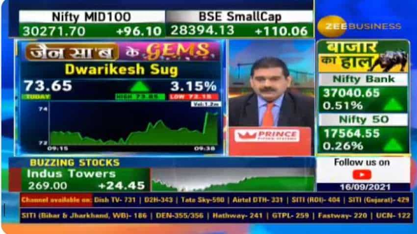 Stocks To Buy: In chat with Anil Singhvi, Sandeep Jain bets big on THIS sugar stock – Check fundamentals, triggers and targets here