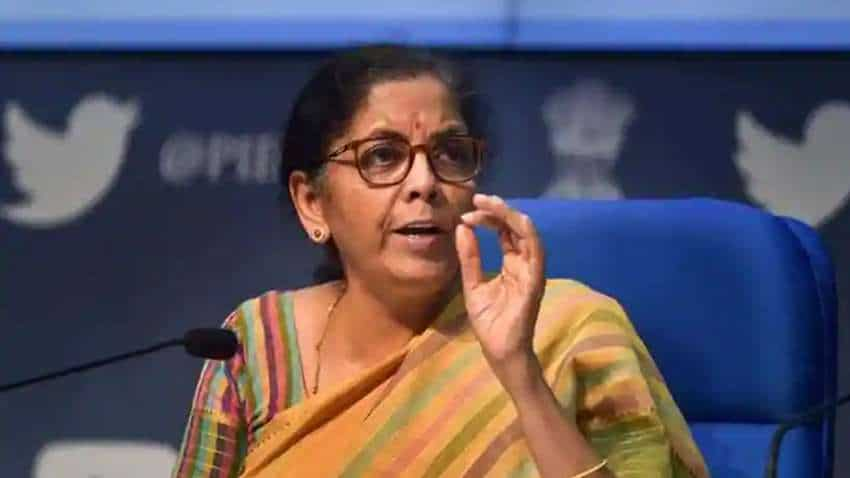Cabinet clears proposal for govt guarantee for bad bank, informs Finance Minister Nirmala Sitharaman