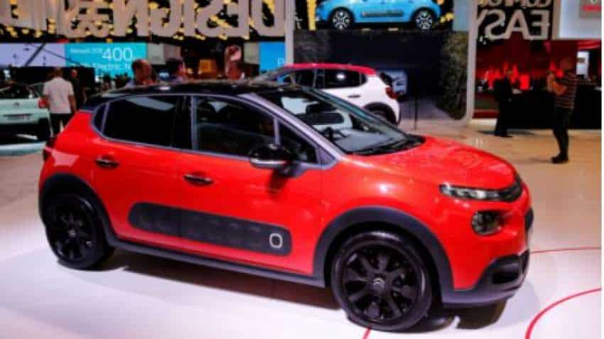Citroen unveils new model C3 for Indian market; launch in first half of 2022