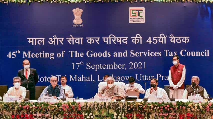 45th GST Council Meeting Outcome: Top decisions you should know - Check highlights