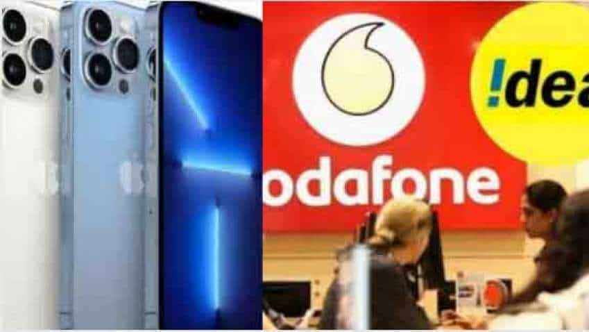 Vodafone Idea special offer for iPhone 13: Get it on first day of availability in India, cash back offer for postpaid customers and more