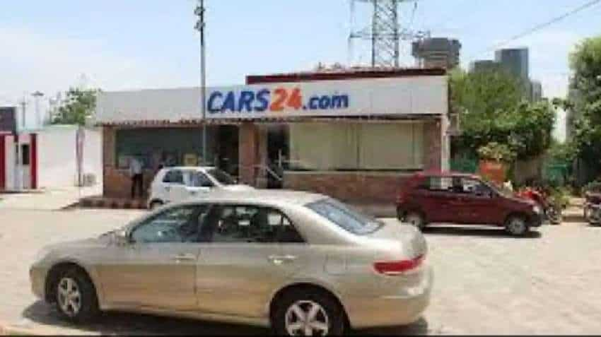 Cars24 raises $450 mn, valuation nearly doubles to $1.84 bn