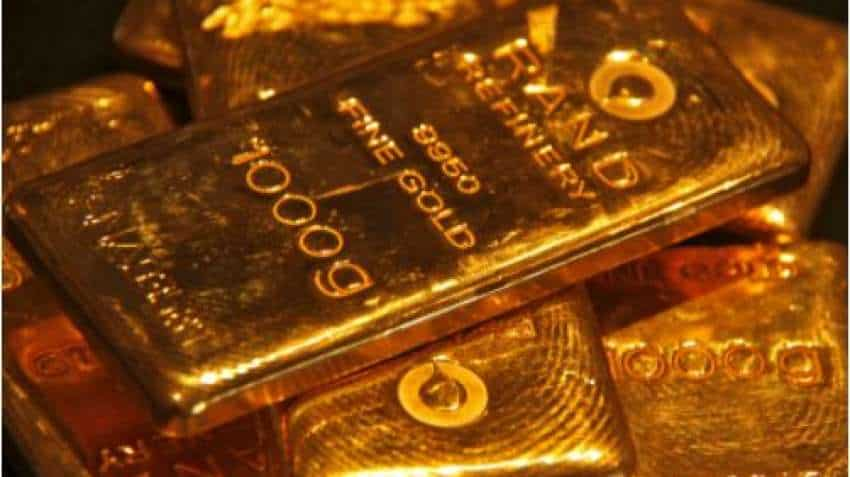 Gold Price Today: Yellow metal trades flat; US Fed meet outcome eyed