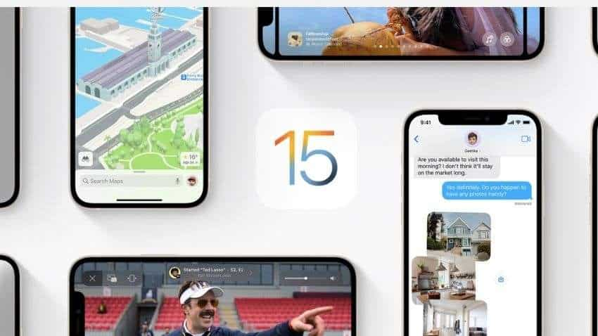 Apple iOS 15 update download: Check these new interesting features on your iPhone