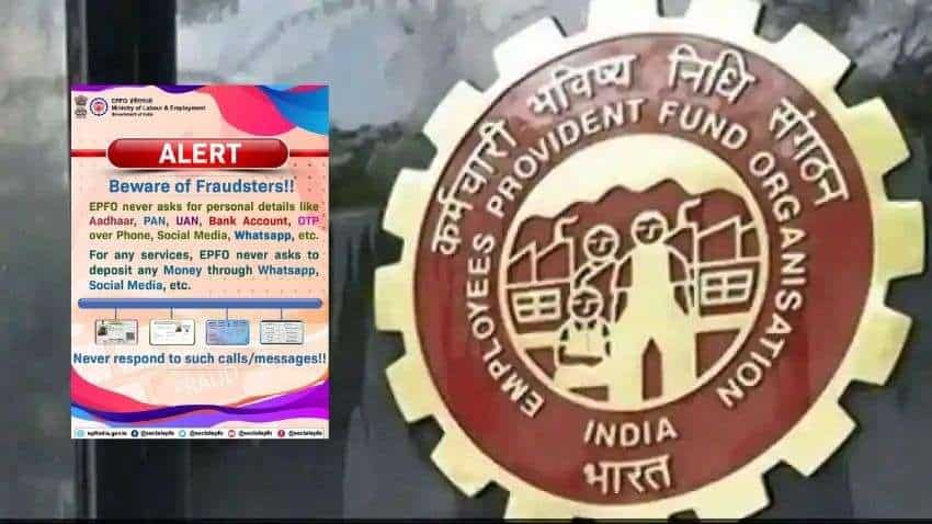 EPFO fraud Alert! EPFO prohibits its members to do these for security reasons - Check details here