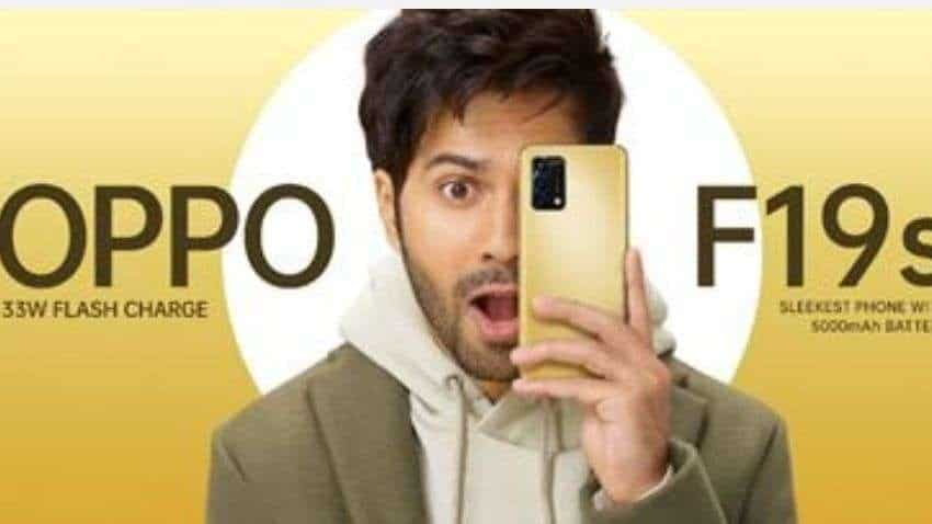 Oppo F19s with 5,000mAh battery set to launch in India on September 27: Check all details here