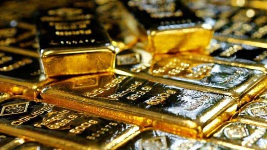 Gold Price Today: Yellow metal falls on US Fed outlook on rates; check buy and sell zones, key levels