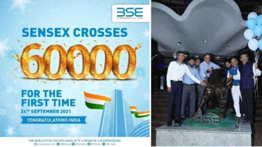 History@60: Sensex conquers Mt 60K as investors keep the faith