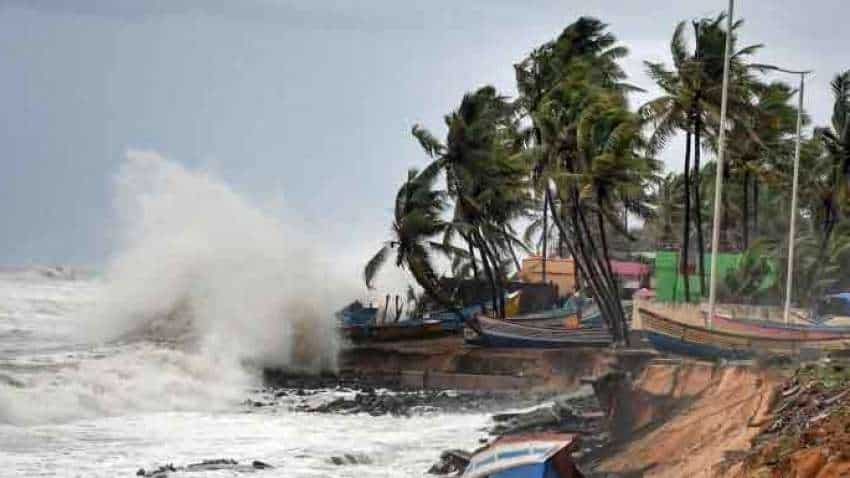 Andhra Pradesh, south Odisha cyclone Alert: IMD issues yellow alert, says cyclone to hit two states in 12 hours
