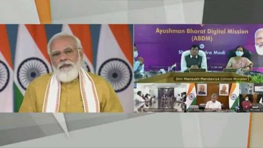 Ayushman Bharat Digital Mission launched: Check PM Modi's full speech, all about the initiative