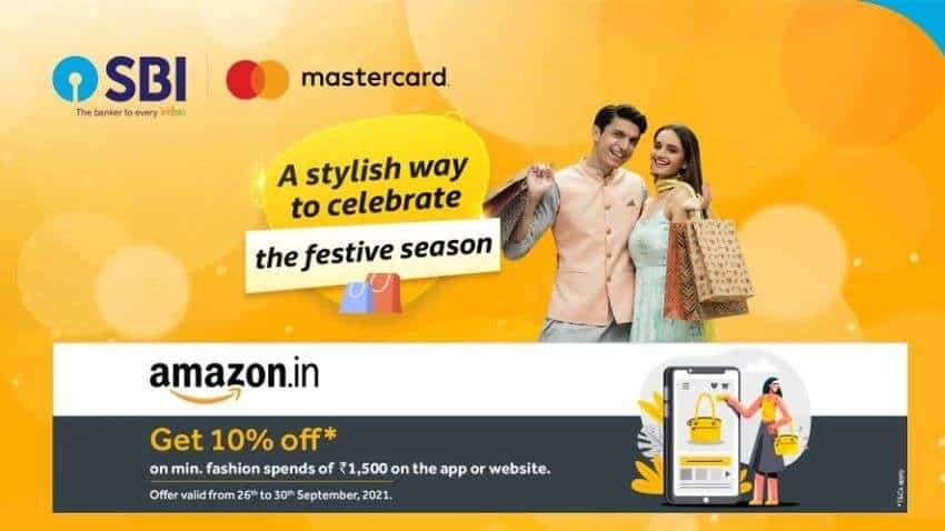 Get 10% discount at Amazon with SBI debit cards, see how - Find all details here