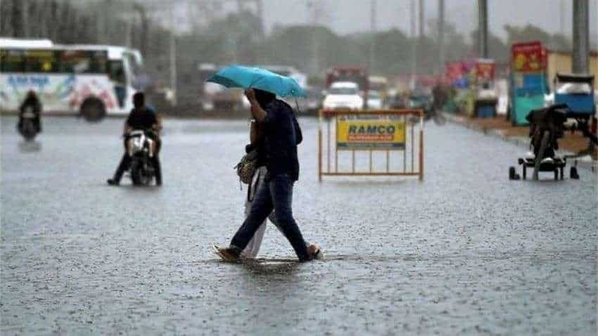 Cyclone Gulab: Rains lash several parts of Telangana; government offices, schools, colleges closed today