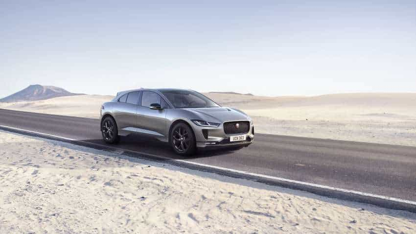 Jaguar I-PACE Black bookings open now! Check details about all-electric performance SUV from Jaguar Land Rover