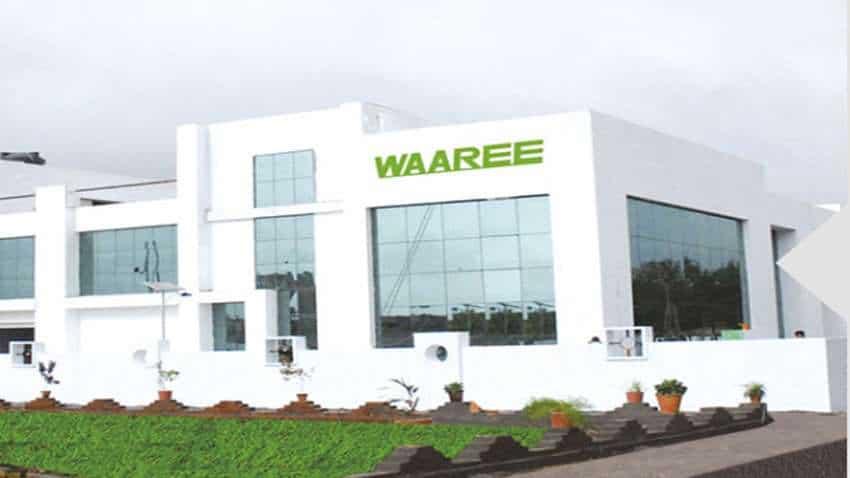 Surat-based Waaree Energies files IPO papers with SEBI; to raise Rs 1,350 cr
