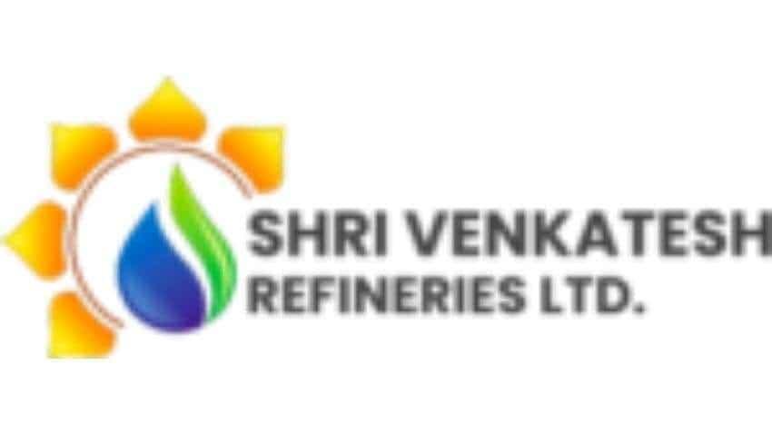 Shri Venkatesh Refineries get listed on BSE SME platform