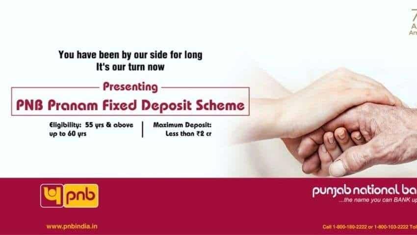 PNB Pranam Fixed Deposit Scheme for senior citizens - Scheme, documents, account opening details here