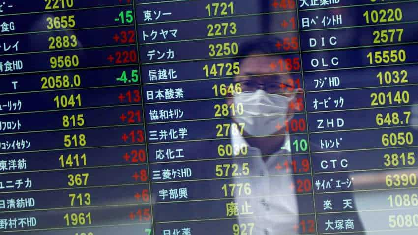 Asia shares fall as global energy crunch fuels inflation worries