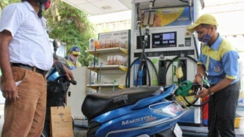 Petrol, diesel price rise pause after a week of increase
