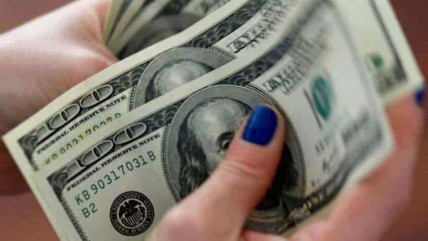 Dollar eases from one-year high before CPI data as Fed clues sought